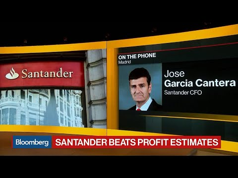 Santander CFO on Europe's Challenges, Cost Cuts, Consolidation