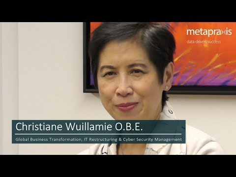 Tomorrow's CFO Series: Christiane Wuillamie OBE – interview 2019