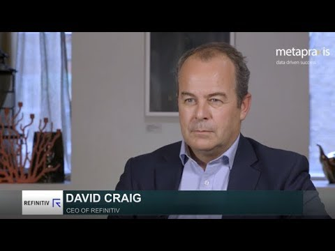 Tomorrow's CFO Series: David Craig, CEO at Refinitiv – interview