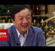 Huawei founder: 'America doesn't represent the world' – BBC News