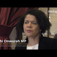 Tomorrow's CFO Series: Chi Onwurah, Shadow Minister – interview 2019
