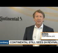 Continental CFO on 2H Outlook, Business Strategy