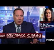 General Motors CFO on Q1 earnings, coronavirus impact, demand and more