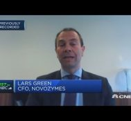 Saw strong numbers in first quarter despite coronavirus, Novozymes CFO says