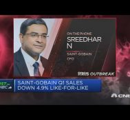 Good start to year but impacted by coronavirus in March, Saint Gobain CFO says