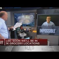 Impossible Foods CFO discusses expanding distribution of plant-based meat
