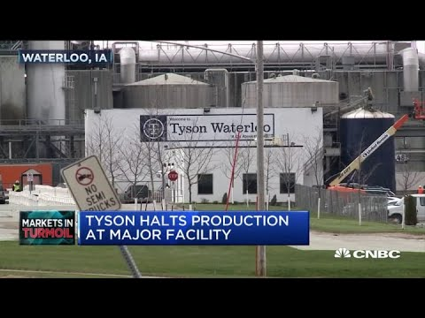 Tyson CFO on the safety of America's meat supply