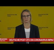Deutsche Post CFO on Full-Year Outlook, Coronavirus Impact