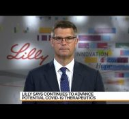 Lilly Aims to Produce 100K Covid-19 Antibody Doses by Year End: CFO