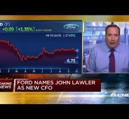 Ford CFO Tim Stone is leaving the company