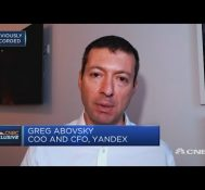 Grocery business six times bigger than it was in January, Yandex Group CFO says | Squawk Box Europe