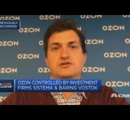 'Huge focus' on logistics is paying off, Ozon CFO says