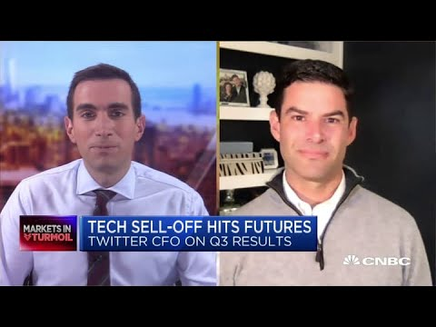Twitter CFO Ned Segal on user growth during the pandemic