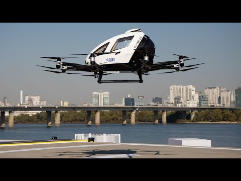 Robo Air Taxi Maker EHang May Post Profit in 1 or 2 Years: CFO
