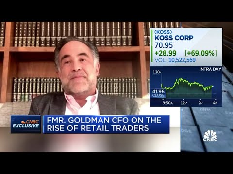 Let's not call this investing, it's gambling: Fmr. Goldman CFO of GameStop short squeeze