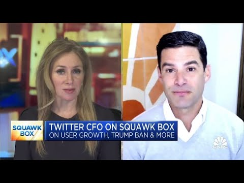 Donald Trump not allowed back on Twitter if he ran for office again: CFO