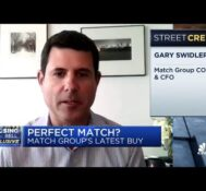 Match Group CFO and COO Gary Swidler on recent acquisition, dating post-pandemic