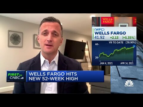 Wells Fargo CFO on why he's confident about second half of the year