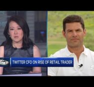 Twitter CFO Ned Segal on the rise of the retail trader
