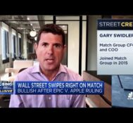 Match Group CFO/COO on supporting Epic Games vs. Apple ruling