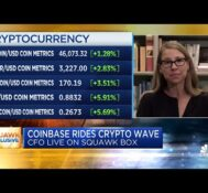 Coinbase CFO on earnings beat, profiting from crypto volatility
