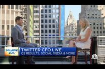 Twitter CFO on earnings report, outlook, bitcoin and more
