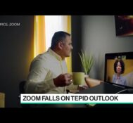 Zoom CFO on Company Growth After Tepid Forecast