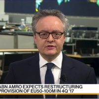 ABN Amro's CFO on Earnings, Cost-Cutting, Expansion Plans