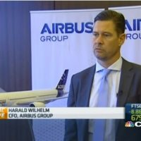 Airbus cancellation levels not 'abnormal': Group CFO