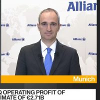 Allianz CFO Says M&A Is Not Main Priority at Moment