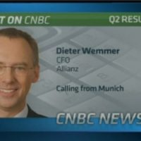 Allianz CFO: We're prudent and careful insurers