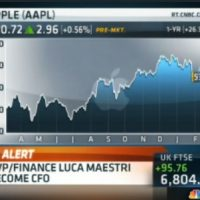 Apple CFO Oppenheimer to retire