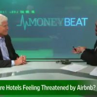 Are Hotels Feeling Threatened by Airbnb?