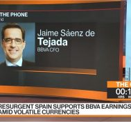 BBVA CFO Tejada Says 'Solid' Earnings Are Just the Beginning