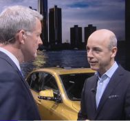 BMW's CFO on Electric Cars, Autonomous Driving, Nafta