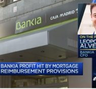 Bankia CFO: Have very little exposure to developer loans