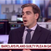 Barclays Plans to Plead Guilty Over Disclosures in Qatar Case