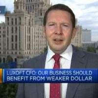 Business has to adapt to changing geopolitical situation, Luxoft CFO