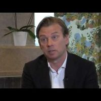 CEO Michael Wolf comments on Swedbank's Year-End Results 2012