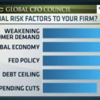 CFO Risk Factor survey results