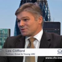 CFO expert Clifford: Communication is key for both cash-rich and cash-poor CFOs