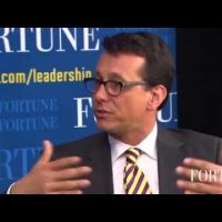 CFO's job is to look from 'outside in'
