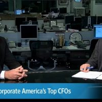 Check Out Corporate America's Top CFOs