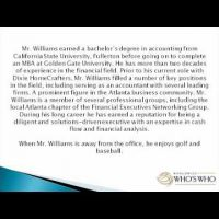Chuck Williams – Chief Financial Officer of Dixie HomeCrafters, LLC