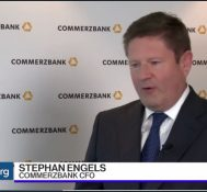 Commerzbank CFO Is 'Relaxed' on Counterparty Risk