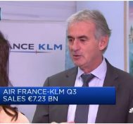 Consolidation is key for our industry: Air France-KLM CFO