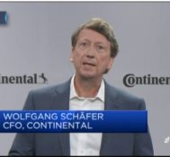 Continental CFO on auto firm's Q2 earnings result
