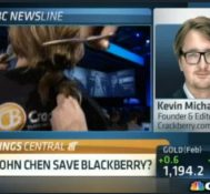 CrackBerry Kevin: Happy BBRY committed to hardware