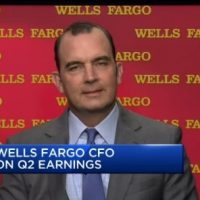 Credit not a bad story for us right now, says Wells Fargo CFO