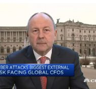 Cybercrime among the top three risks to business: Wienerberger CFO